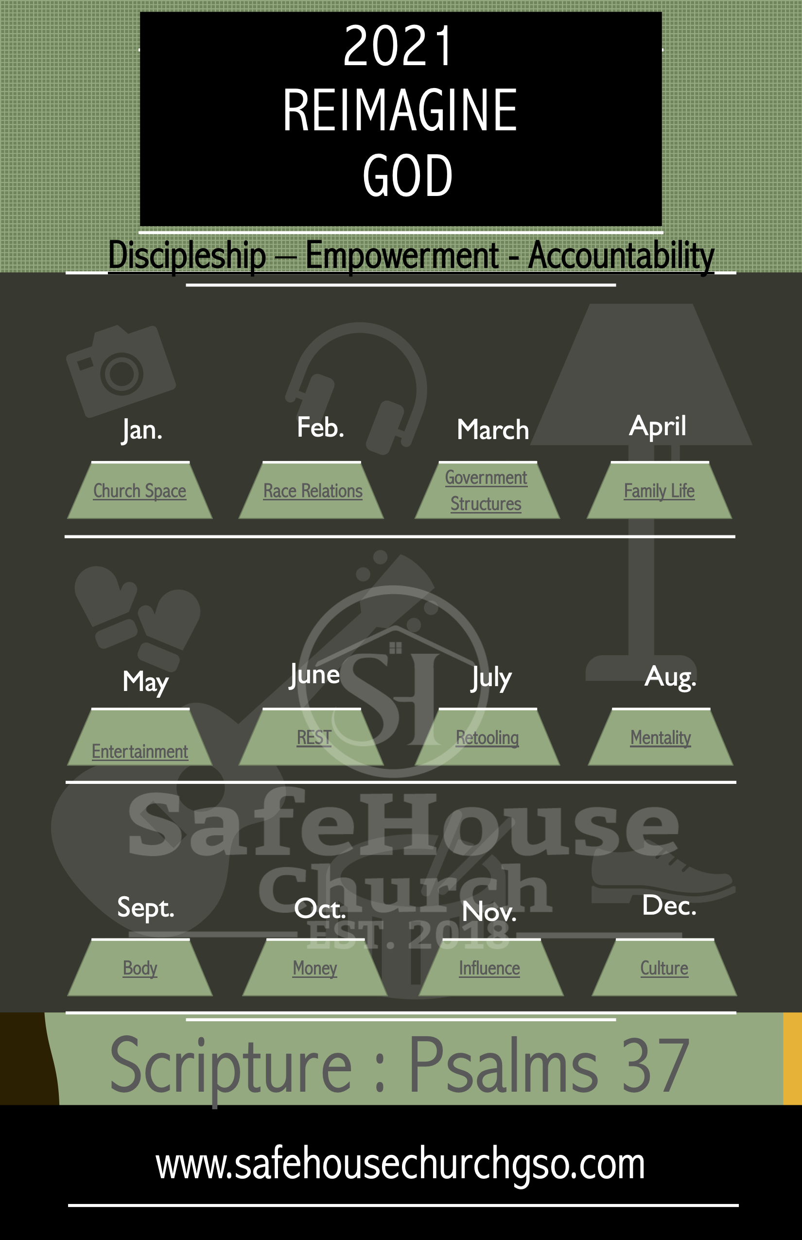 The SafeHouse Church